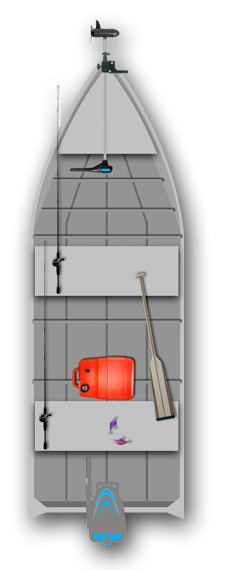 Micro BassBoat